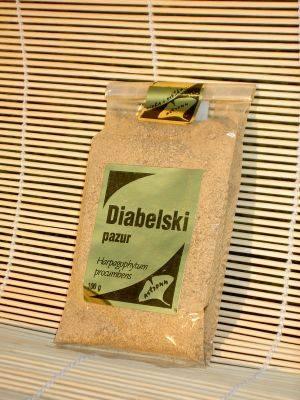Diabelski pazur (Harpagophytum procumbens) 50 g