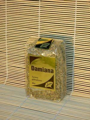 Damiana (Turnera aphrodisiaca)  50 g